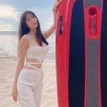 Diễm My 9X 'sống ảo' đủ góc trong resort ở Phú Quốc