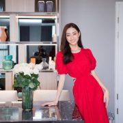 Hoa hậu Lương Thùy Linh tậu penthouse