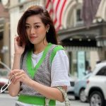 Khánh Vân sụt 6 kg sau Miss Universe 2020