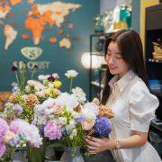 S Florist – Nơi check in yêu thích của nhiều hoa hậu và người đẹp thủ đô
