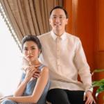 Vợ chồng Tăng Thanh Hà kỷ niệm 12 năm bên nhau
