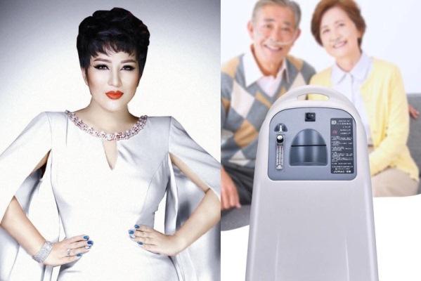 Ca sĩ doanh nhân Thu Trang thành lập công ty TAF Medical phân phối TBYT phòng chống Covid – 19