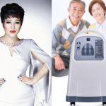 Ca sĩ doanh nhân Thu Trang khẩn thiết kêu gọi hỗ trợ trang thiết bị y tế đến Viện Phổi Hà Nội