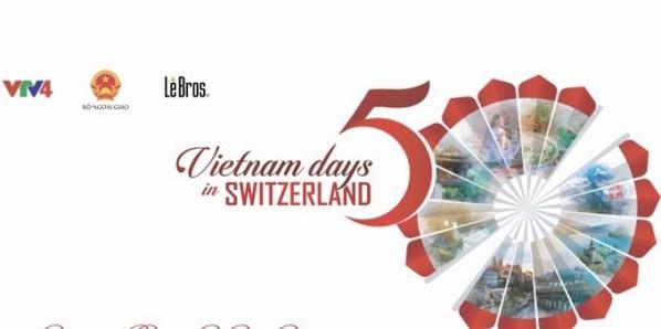 """""""Ngày Việt Nam tại Thụy Sỹ năm 2021"""" được tổ chức trực tuyến vào ngày 9/10/2021"""