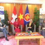 """Sự kiện """"Ngày Việt Nam tại Thuỵ Sỹ năm 2021"""" đưa bản sắc Việt tới Thụy Sỹ và Châu Âu"""